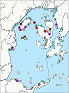 海ゴミMAP