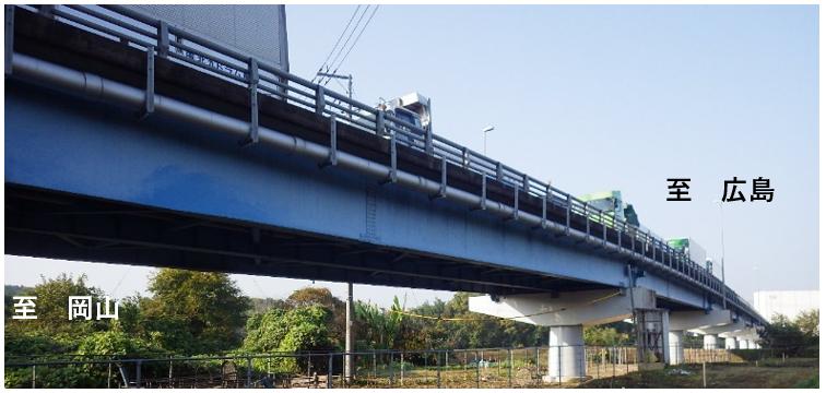 【全景】新本郷橋
