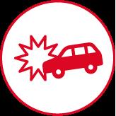交通事故をなくす