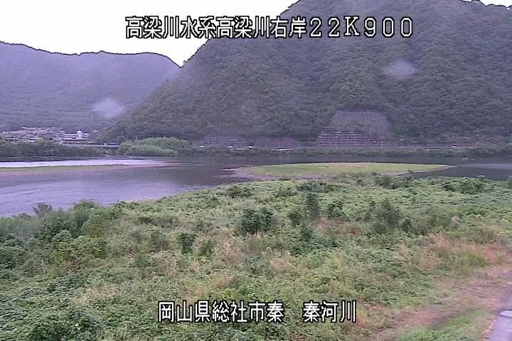 秦河川画像