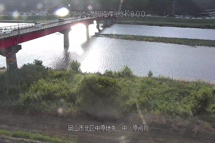 中ノ原下流河川画像