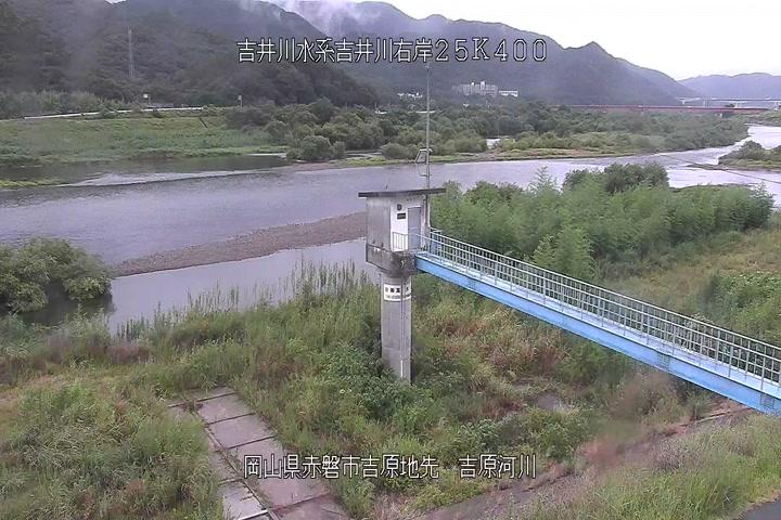 吉原下流河川画像