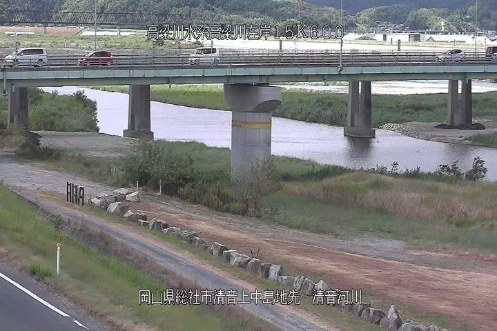 清音河川画像