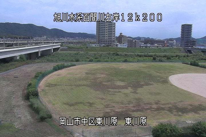 東川原下流河川画像